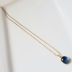 Jewelry - Charming Minimalist Iolite Drop